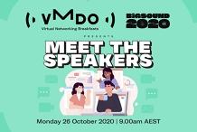 VMDO Virtual Networking Breakfasts x BIGSOUND - Meet The Speakers