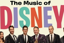 The Music of Disney - Adam Hall and the Velvet Playboys - Fringe World 2020