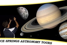 Alice Springs Astronomy Tours | Tuesday July 07 : Showtime 6:30 PM
