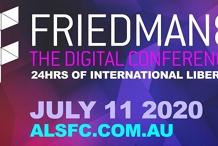 Friedman8: 24 Hours Of International Liberty Online!