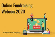 Online Fundraising Webcon 2020