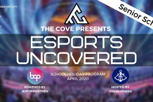 Esports Uncovered, Years 7-9 - Powered by BOP