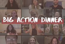 Big Action Dinner - June 2020