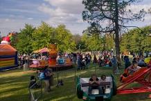 Canberra Day at Enlighten Festival