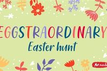 Eggstraordinary Easter Hunt