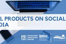 Sell Products on Social Media (Instagram + Facebook + Pinterest) - Nillumbik/Banyule
