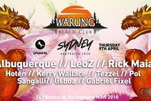 ★ Warung  Club Sydney ★