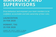 Coaching skills for leaders, managers and supervisors LAUNCESTON