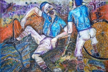 The Orange Banjo Paterson Poetry Festival: Poems to Paintings and  Contemporary Group Exhibition