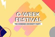 The O - Week Festival 2020 | Sydney