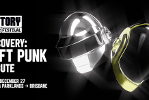 Discovery Daft Punk [Brisbane] | Factory Summer Festival