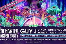 The Enchanted Garden Party 2020 (December) GUY J, D-NOX & more