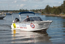 Newcastle Boat Licence Course
