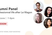 Le Wagon Talk: Alumni Panel