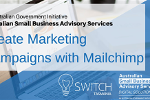 Create Marketing Campaigns with Mailchimp I Hobart