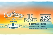 Castaway Canberra feat. The Presets, What So Not