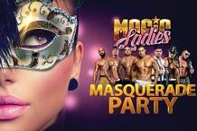 Magic Men - White Party Masquerade