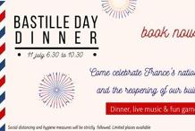 Bastille Day Dinner