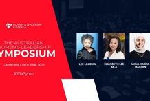 The Australian Women's Leadership Symposium- Canberra