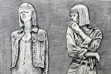 Fashion is a Statement - Irene Harmsworth