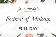 SA jane iredale Education : Festival of Makeup