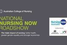 ACN National Nursing Now Roadshow - Hobart