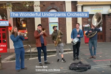 The Wonderful Underpants Orchestra