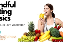 Mindful Eating Basics Workshop with Dr Heidi Douglass