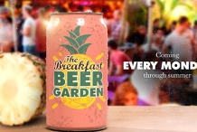 The Breakfast Beer Garden #2