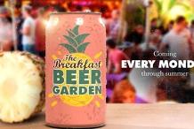 The Breakfast Beer Garden #5