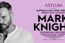 Asylum presents Mark Knight