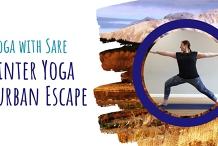Winter Yoga Suburban Escape 2020