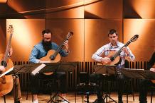 "Melbourne Guitar Quartet present ""Modern Masters"" - Geelong"