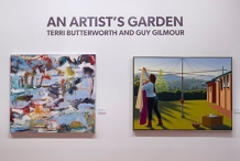 An Artist's Garden: Terri Butterworth & Guy Gilmour