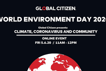 Global Citizen presents World Environment Day 2020 Webinar: Climate, Coronavirus & Community