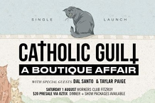 A Boutique Affair with Catholic Guilt