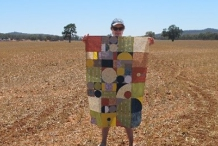 The Jefferson Grid Exhibition by Helen Fraser