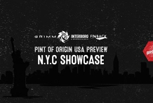 Pint of Origin USA Preview: NYC Showcase