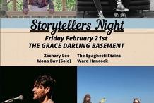 Storytellers Night (Zachary Leo)