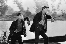 Live Music & Film: Steamboat Bill, Jr 1928