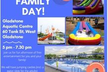 Saturday 29 February - Midstream Family Day Pool Party