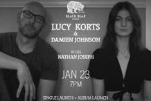 Lucy Korts & Damien Johnson with Nathan Joseph