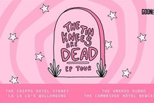 The Tin Knees Are Dead EP Tour // La La La's, Wollongong