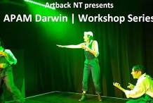 APAM Darwin - Online Workshop 2: Pitching and Networking