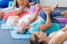 Pilates - Term 1 2020 (Over 55s Leisure and Learning) - Thursday 9:30am-10:30am - City of Parramatta