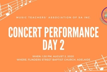 2020 Concert Performance Day 2