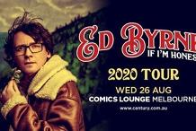Ed Byrne - Melbourne
