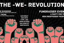 The We Revolution - Fire Relief Fund For First Nations