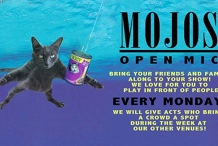 Open Mic Night at Mojos Bar Fremantle + DJ