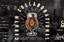 Carwyn Collaborational International Beer Festival